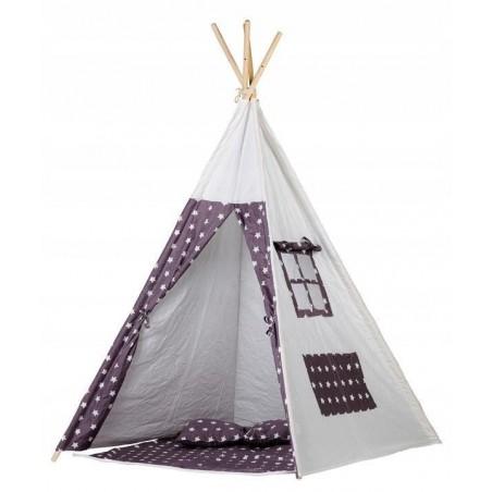 Namiot dla dziecka tipi wigwam Noc Polarna