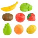 Koszyk z owocami i warzywami