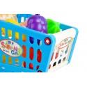 Wózek sklepowy dla dzieci + akcesoria