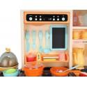 Kuchnia zabawkowa 93cm + para