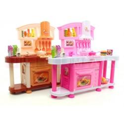 Ogromna Kuchnia dla Dzieci Dźwięki Akcesoria