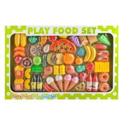 Zestaw artykułów spożywczych dla dzieci - 90el.