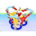 Magnastix Klocki magnetyczne 320 elementów