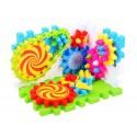 Magiczne ruchome Klocki 150-elem. zębatki