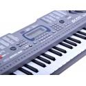 Organy Keyboard 54 klawisze MQ-808USB