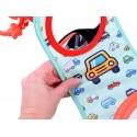 Kierownica do samochodu dla dzieci melodie