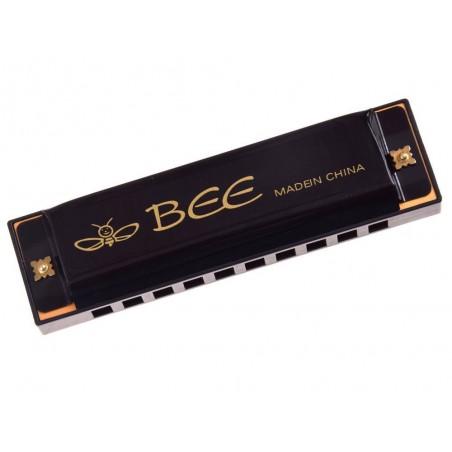 Harmonijka ustna metalowa Organki Bee
