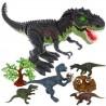 Dinozaur Tyranozaur T-Rex + gniazdo