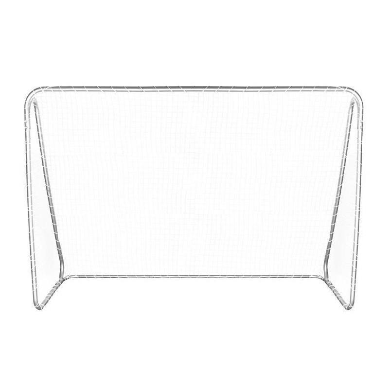 Bramka piłkarska 215x150x70 + Mata celownicza