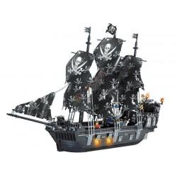 Statek Piracki CZARNA PERŁA Klocki 1184 el.